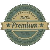Vector illustration of a banner premium Stock Photo