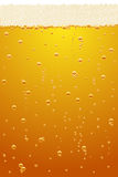 Vector illustration of a beer texture Stock Photos