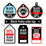 Vector illustration. Black Friday. Sales price Royalty Free Stock Images