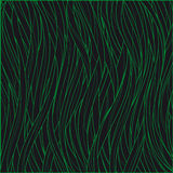 Vector illustration black-and-green pattern Royalty Free Stock Photography