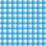 Tablecloth. Vector illustration of blue tablecloth Stock Photography