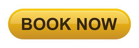 Book now button Royalty Free Stock Photography