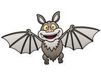 Cartoon bat Royalty Free Stock Image