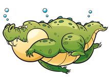 Crocodile stock illustration