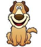 Cartoon Dog. Vector illustration of Cartoon Dog Stock Images