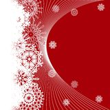 vector illustration of Christmas background Stock Image