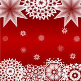 vector Illustration of Christmas background Stock Images