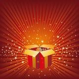 Vector illustration of christmas celebration Stock Photos