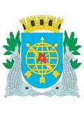 Coat of Arms of the City of Rio de Janeiro royalty free stock photography