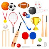 Sports Object Stock Images
