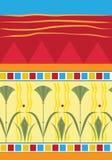 Papyrus Pattern Royalty Free Stock Photo