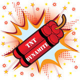 Tnt dynamite Royalty Free Stock Image