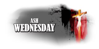 Free Vector Illustration Concept Of Ash Wednesday Background. Stock Image - 208958061