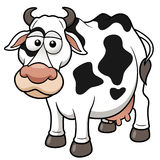Cow cartoon Stock Photo