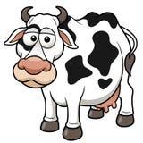 Cow cartoon Stock Photo