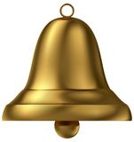 Golden bell Stock Images
