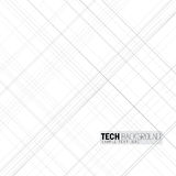 Vector illustration criss cross lines background Royalty Free Stock Photo