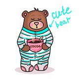 Cute teddy bear 2 Royalty Free Stock Photo