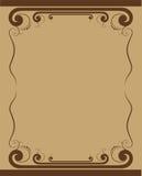 Vector illustration - Decorative Border Royalty Free Stock Image