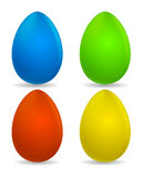 Vector illustration - easter egg Royalty Free Stock Photos