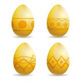 Vector illustration - easter egg Royalty Free Stock Images