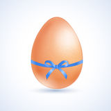 Vector illustration of Easter egg Royalty Free Stock Image