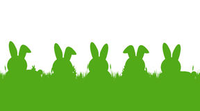 Vector illustration with Easter theme. Stock Image