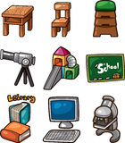 Vector illustration - Education  web icon Stock Images