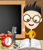Vector illustration. Education. Royalty Free Stock Image