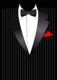 Vector illustration of elegant business suit Royalty Free Stock Images