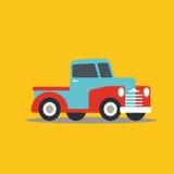 Vector illustration fast car. Cartoon of illustration fast car Stock Photos