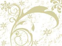 Vector illustration of floral design Stock Image