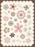 Vector Illustration of flower Royalty Free Stock Photo