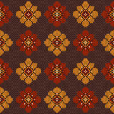 Vector illustration of Folk seamless pattern ornament. Ethnic ornament Stock Photography