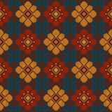 Vector illustration of Folk seamless pattern ornament. Ethnic ornament Stock Photo