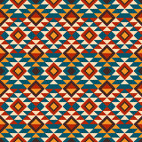 Vector illustration of Folk seamless pattern ornament. Ethnic ornament Royalty Free Stock Images