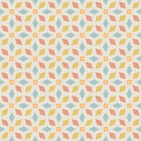 Vector illustration. Geometric colourful  background. pattern Royalty Free Stock Photography