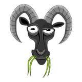 Vector illustration. Goat. Stock Photos