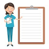 Vector Illustration Of Health Care And Medical. Eps 10 Stock Image