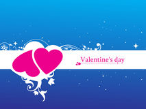 Vector illustration of a heart Royalty Free Stock Photo