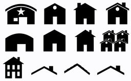 Vector / illustration home / building stock photography