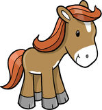 Vector Illustration of Horse Stock Photo