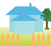 Vector illustration of House Stock Photos
