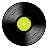 Lp Vinyl Disc Vintage Record Royalty Free Stock Photography