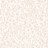 Vector illustration Leopard print seamless pattern. Beige background. Vector illustration. Vector illustration Leopard print seamless pattern. Beige background Royalty Free Stock Photos