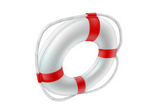 Life Saving Buoy Royalty Free Stock Photo
