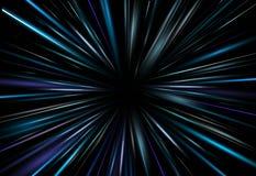 Vector illustration light effect dark blue Light Abstract background. rey beam aura laser. Dark blue Light Abstract background. rey beam aura laser stock illustration