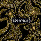 Vector illustration of luxury festive background. With shiny glitters Royalty Free Stock Images