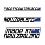 Vector illustration made in New Zealand Stock Images