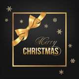 Vector illustration of Merry Christmas Stock Photos